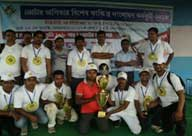 Photo of Election Officer on Cricket Match image 4